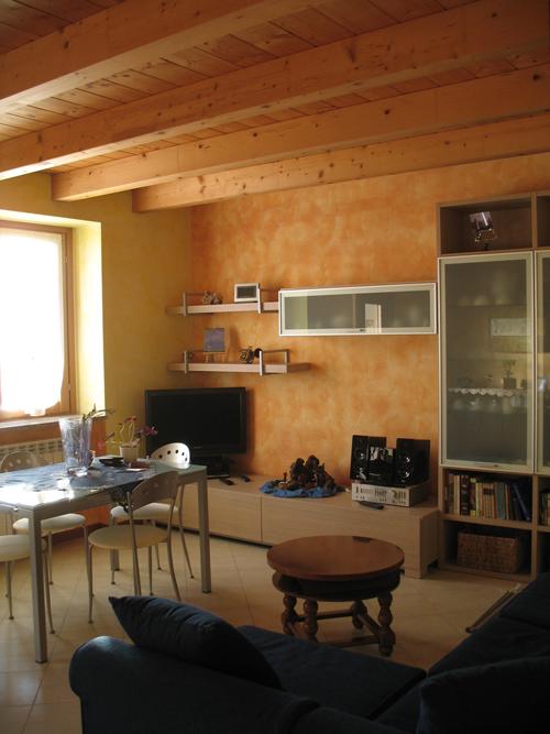 Forum un consiglio per soggiorno con travi for Costo delle travi a vista